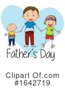 Fathers Day Clipart #1642719 by Graphics RF