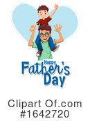 Fathers Day Clipart #1642720 by Graphics RF