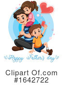 Fathers Day Clipart #1642722 by Graphics RF
