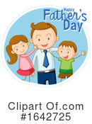Fathers Day Clipart #1642725 by Graphics RF