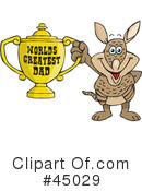 Fathers Day Clipart #45029
