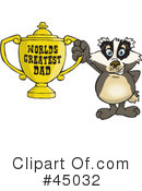 Fathers Day Clipart #45032 by Dennis Holmes Designs