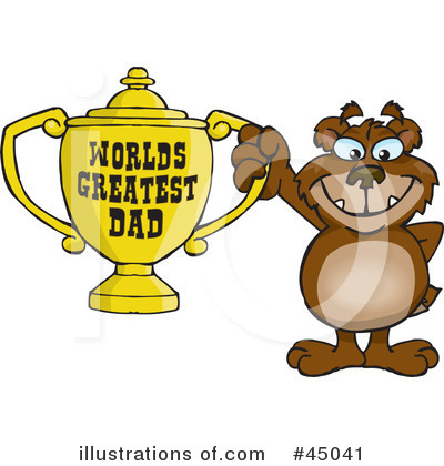 Fathers Day Clipart #45041 by Dennis Holmes Designs