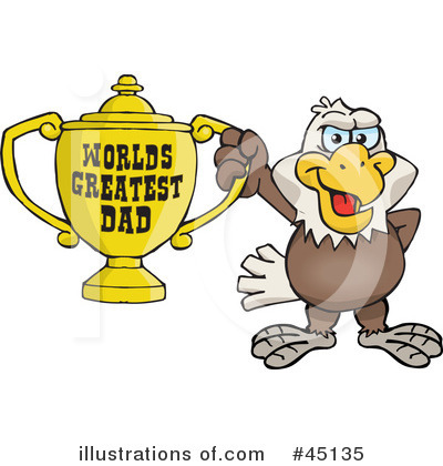 Fathers Day Clipart #45135 by Dennis Holmes Designs