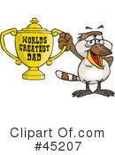 Fathers Day Clipart #45207
