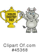 Fathers Day Clipart #45368 by Dennis Holmes Designs