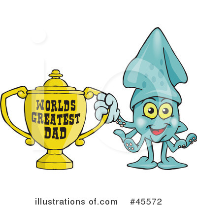 Fathers Day Clipart #45572 by Dennis Holmes Designs