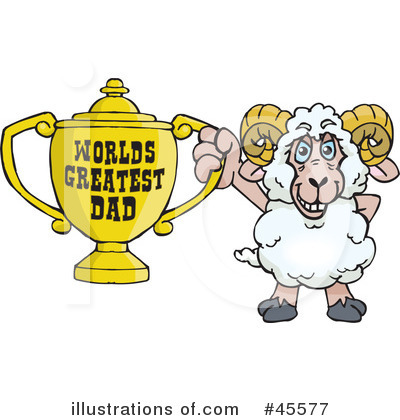 Fathers Day Clipart #45577 by Dennis Holmes Designs