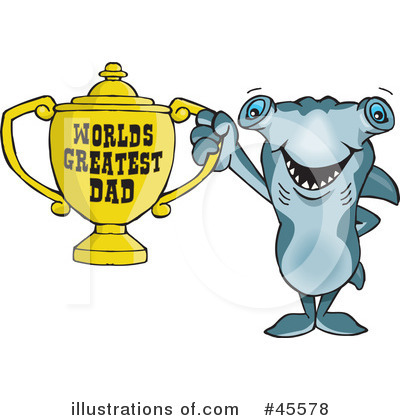 Fathers Day Clipart #45578 by Dennis Holmes Designs