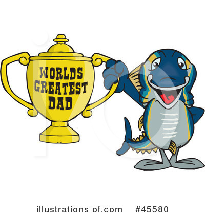 Fathers Day Clipart #45580 by Dennis Holmes Designs
