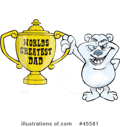 Fathers Day Clipart #45581 by Dennis Holmes Designs