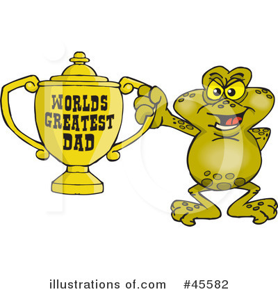 Fathers Day Clipart #45582 by Dennis Holmes Designs