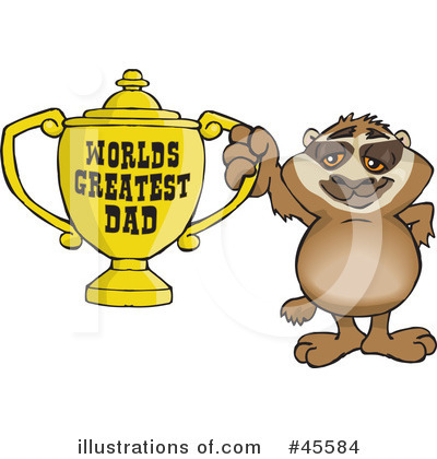 Fathers Day Clipart #45584 by Dennis Holmes Designs
