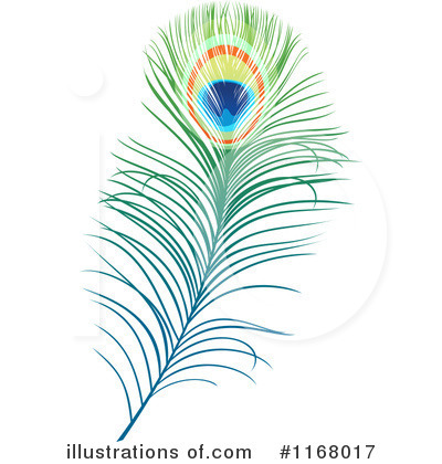 Feather Clipart #1168017 by Vector Tradition SM