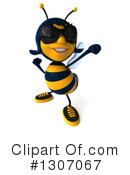 Female Bee Clipart #1307067 by Julos