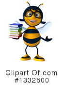 Female Bee Clipart #1332600 by Julos