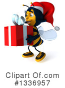 Female Bee Clipart #1336957