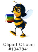 Female Bee Clipart #1347841 by Julos