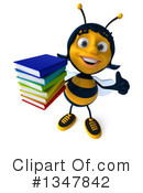 Female Bee Clipart #1347842 by Julos