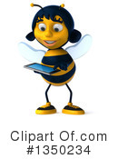 Female Bee Clipart #1350234