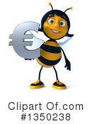 Female Bee Clipart #1350238