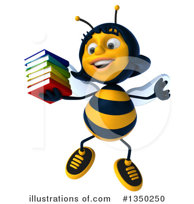 Bee Clipart #1350250 by Julos