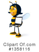 Female Bee Clipart #1358116 by Julos