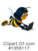 Female Bee Clipart #1358117 by Julos
