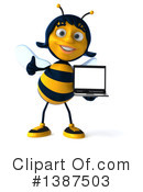 Female Bee Clipart #1387503 by Julos