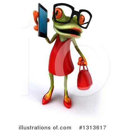 Female Frog Clipart #1313617 by Julos