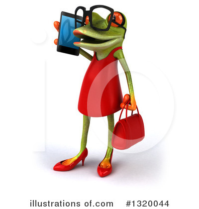 Female Frog Clipart #1320044 by Julos