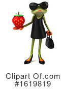 Female Frog Clipart #1619819 by Julos