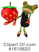 Female Frog Clipart #1619820 by Julos