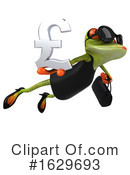 Female Frog Clipart #1629693 by Julos