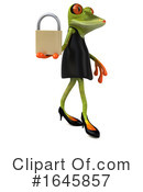 Female Frog Clipart #1645857 by Julos