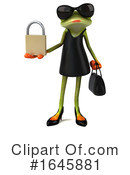 Female Frog Clipart #1645881 by Julos