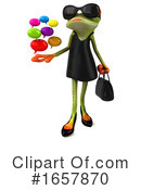 Female Frog Clipart #1657870 by Julos