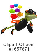 Female Frog Clipart #1657871 by Julos