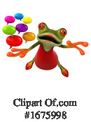 Female Frog Clipart #1675998 by Julos