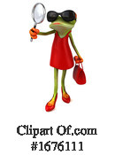 Female Frog Clipart #1676111 by Julos