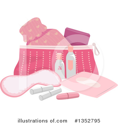 Perfume Clipart #1352795 by BNP Design Studio