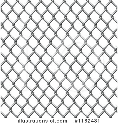 Fencing Clipart #1182431 by AtStockIllustration