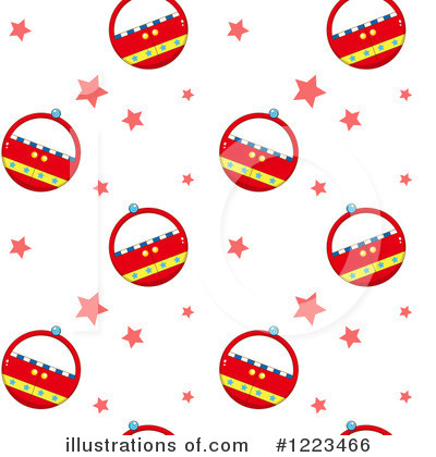 Amusement Park Clipart #1223466 by Graphics RF