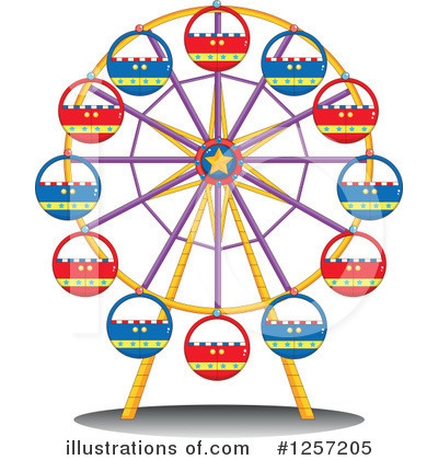 Carnival Clipart #1257205 by Graphics RF