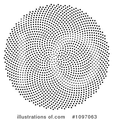Royalty-Free (RF) Fibonacci Pattern Clipart Illustration by Leo Blanchette - Stock Sample #1097063
