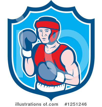 Fighting Clipart #1251246 by patrimonio