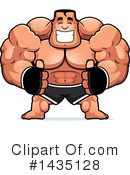 Fighter Clipart #1435128 by Cory Thoman