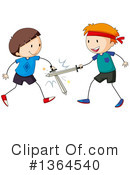 Fighting Clipart #1364540
