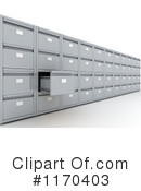 Filing Cabinet Clipart #1170403