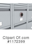 Filing Cabinet Clipart #1172399 by KJ Pargeter